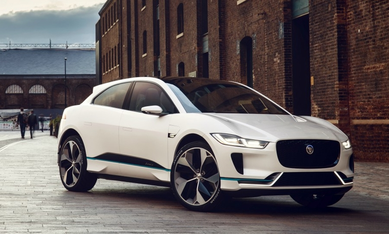 Will an all-electric Jaguar be sold off?