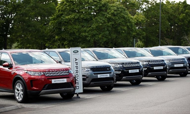 UK market falls in September, normally a top sales month