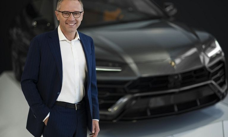 Lamborghini CEO to become Formula One boss