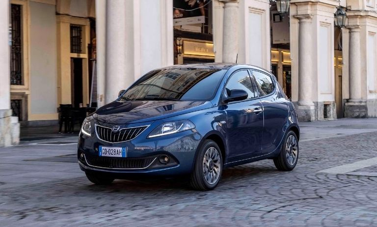 Lancia's revival plan focuses on electrification, design, expansion outside Italy