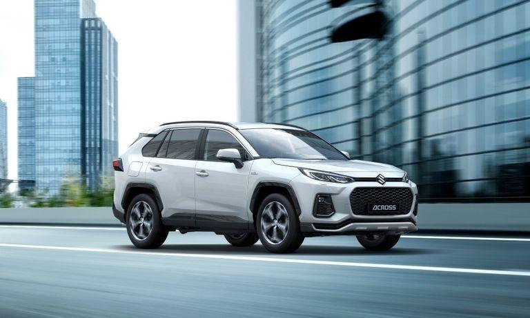 Suzuki to launch Toyota RAV4-based plug-in hybrid