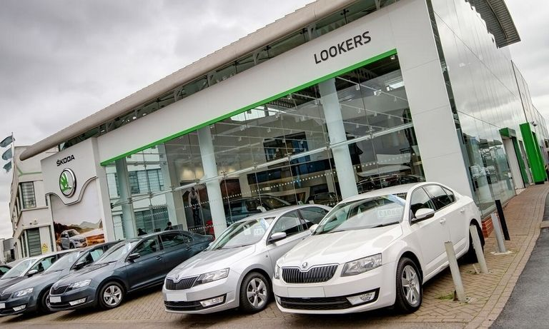 Lookers expects its shares to be suspended on irregularities
