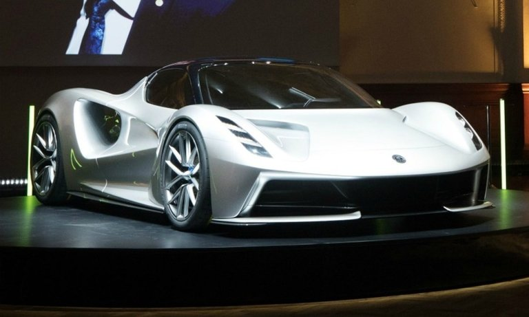 The Evija, which has a 70 kilowatt-hour battery pack and a WLTP range of 400 km (250 miles), is a halo model for Lotus as it aims to reestablish itself as a global player under its new parent, Geely.