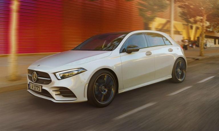 Mercedes keeps global sales crown for 3rd year