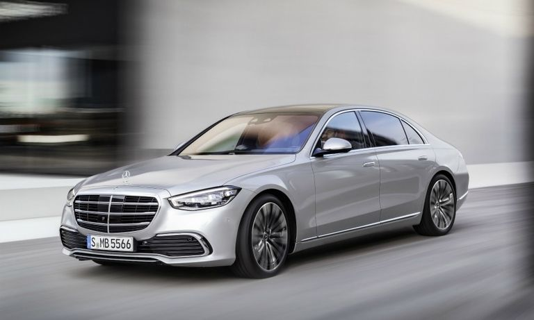 Mercedes S-Class gets high-end tech upgrades