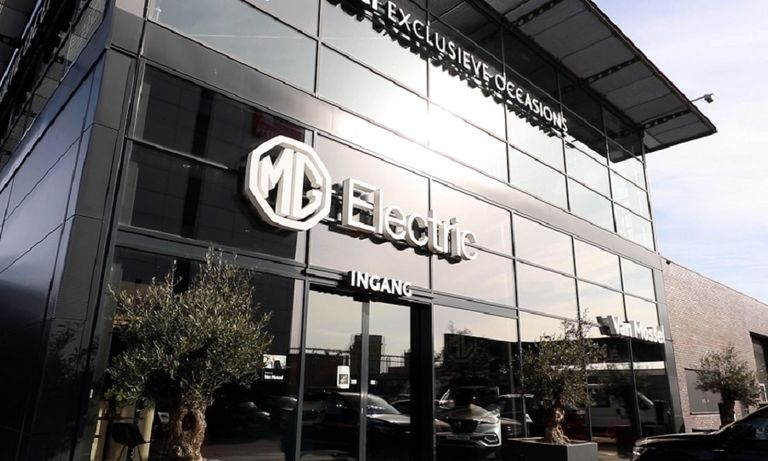 MG plans to double European dealer network