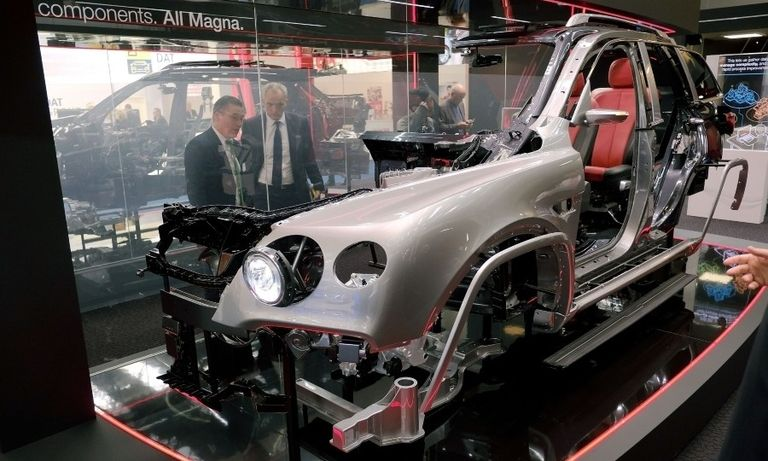 Apple car: Who will build it? Magna Steyr possible candidate