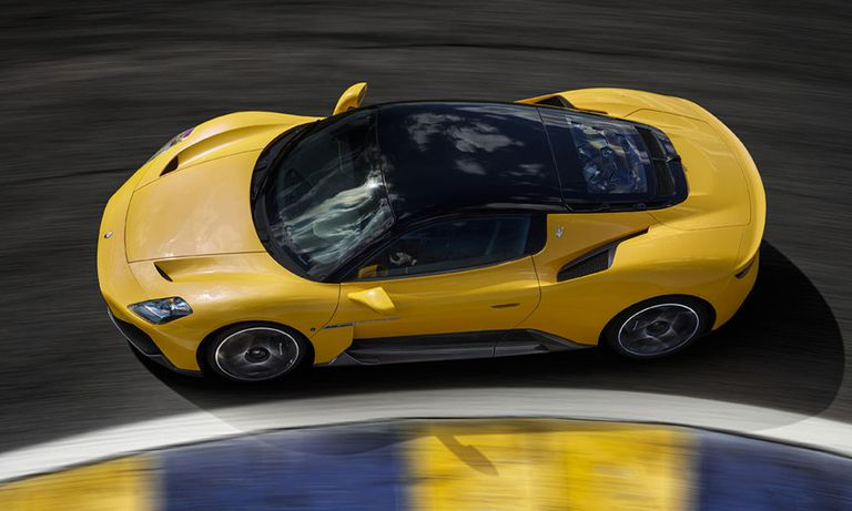 Maserati MC20 is Stellantis' most powerful, most expensive model