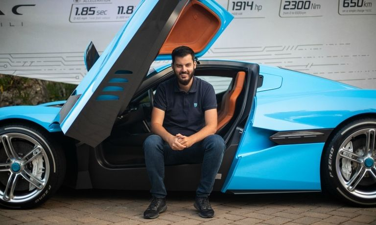 Rimac founder pushes hypercar maker to become a Tier 1 supplier