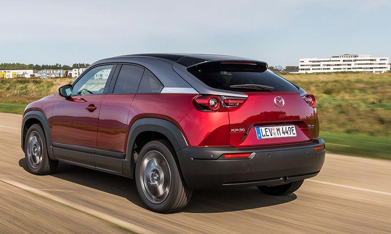 Mazda has high hopes for low-range MX-30 EV