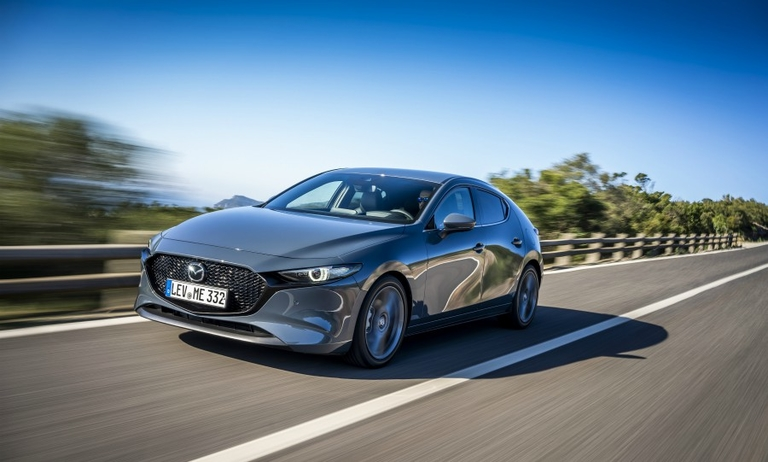 Mazda3 bets on tech upgrades to regain traction
