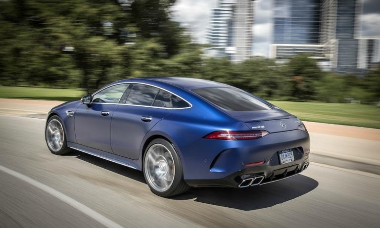Mercedes, BMW top sedans face EV, crossover threat