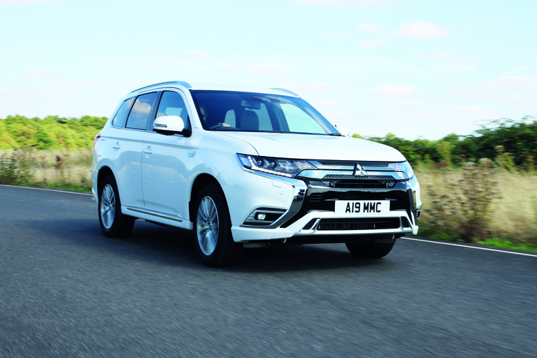 Mitsubishi Europe chief promises to strengthen lineup of low-emissions SUVs