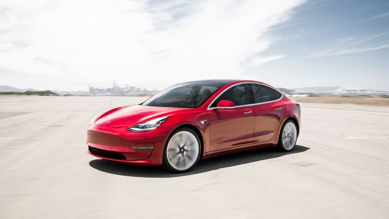 Tesla Model 3 finishes March as Europe's No. 2 seller