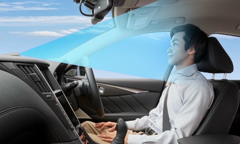 Nissan sales boss touts brand's advanced technology