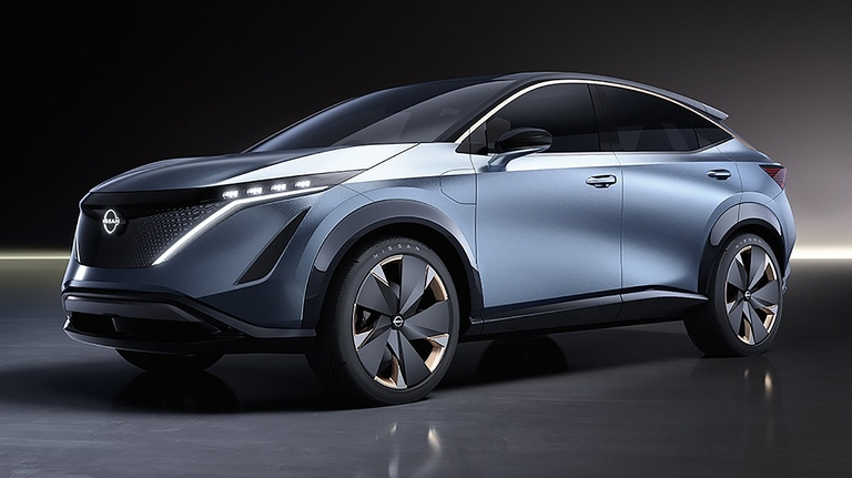 Nissan's EV crossover comes closer to reality