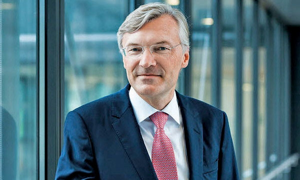 New ZF CEO is bullish about plug-in hybrid sector