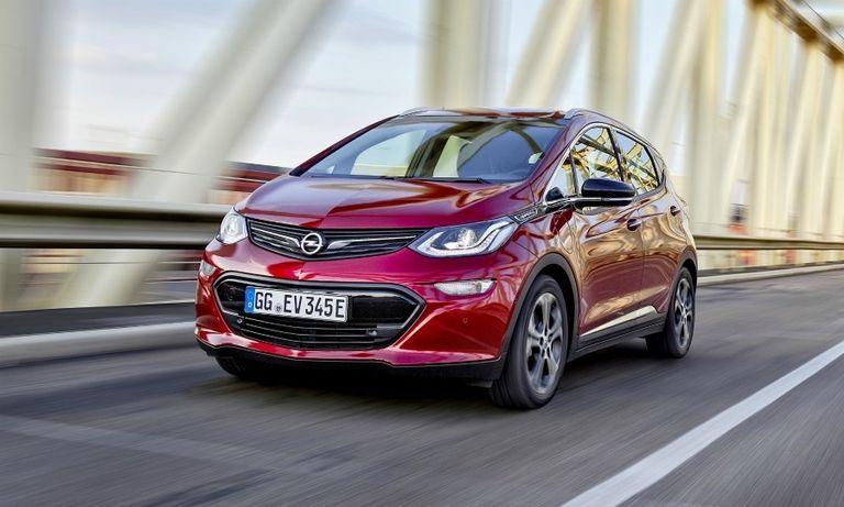 Opel will recall 10,000 Ampera-e EVs over fire risk