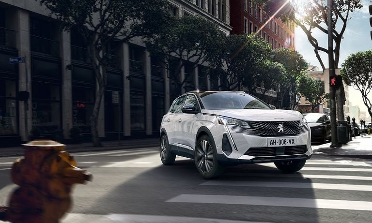 Peugeot adds more tech to 3008 SUV