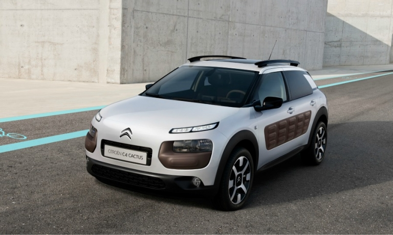 Will the Citroen C4 Cactus be a game changer?