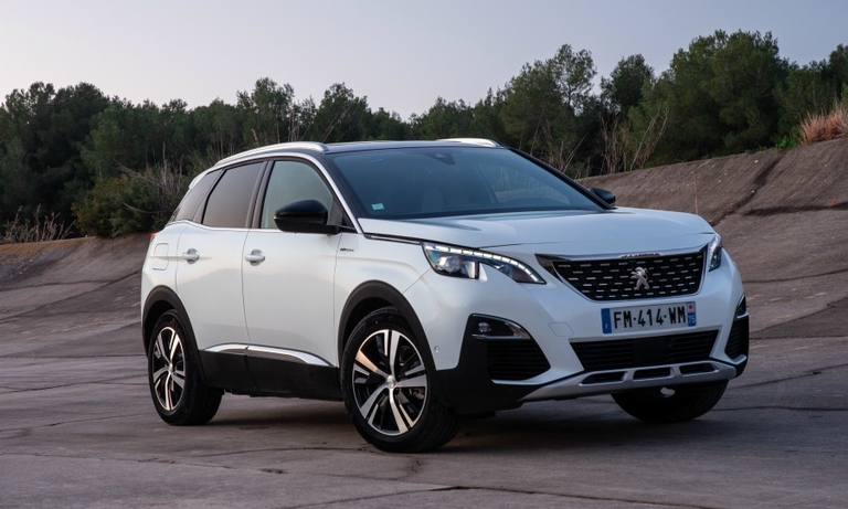 Peugeot adds hybrid power to 3008