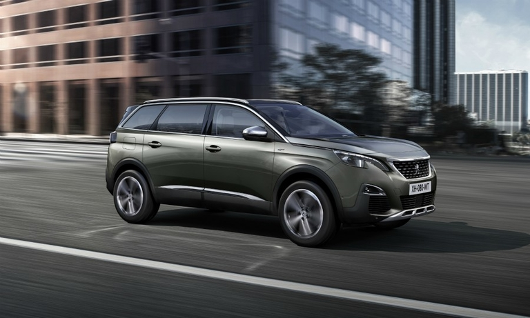 Europe's SUV sales boom despite flat market in 2018