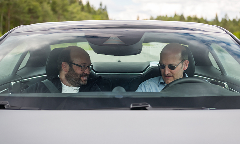 Meet the father of the Polestar 1
