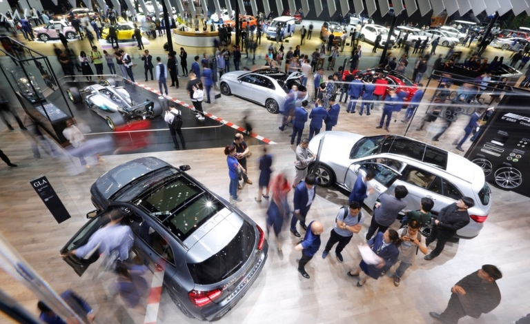 Beijing auto show postponed until September