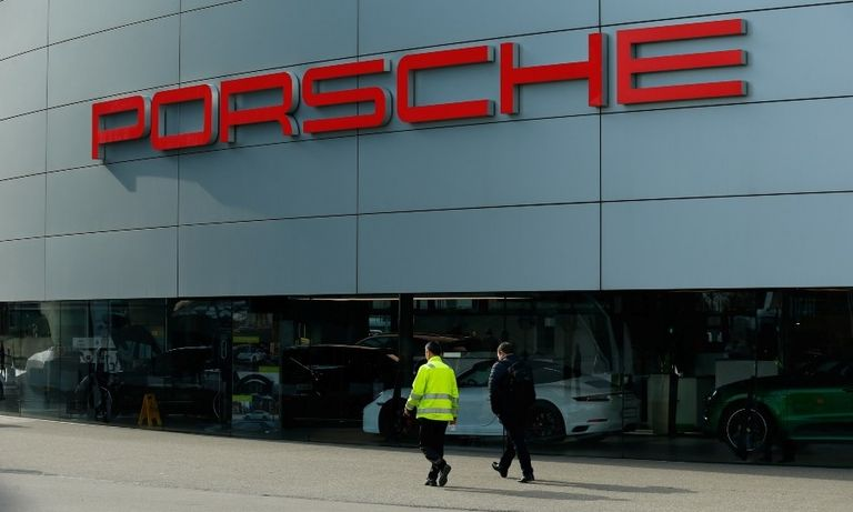 VW's potential Porsche listing signals auto upheaval just starting