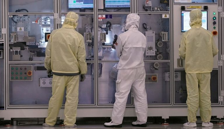 Why Chinese battery maker picked Germany for European production