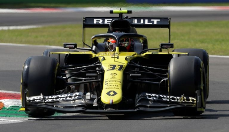 Renault to race Formula One under Alpine team name