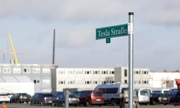 How Tesla's new plant is turning German region into a battery-making hub