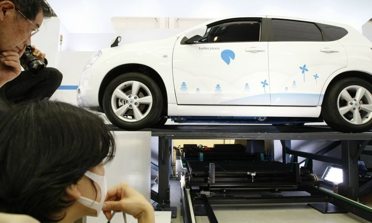 Why Nio is right to revisit EV battery swapping