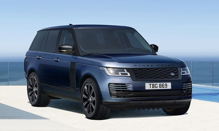 Electric Range Rover expected to arrive in 2024