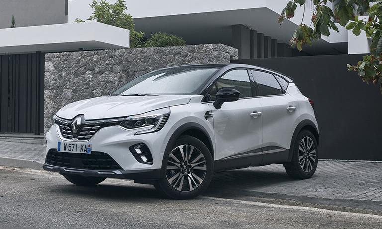 Renault Captur full hybrid priced to win diesel buyers