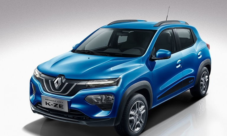 Renault targets China growth with electric mini-SUV