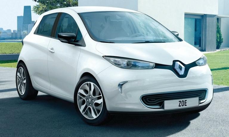 EV, hybrid sales soar in French market down 13% in January