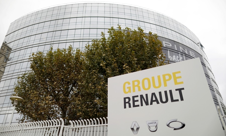 Renault plants closed except in China, S. Korea