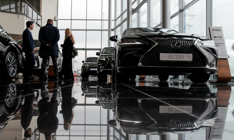 Russia sales, February: Market bounces back with small increase
