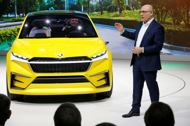 Skoda CEO to go in latest VW Group exec shuffle