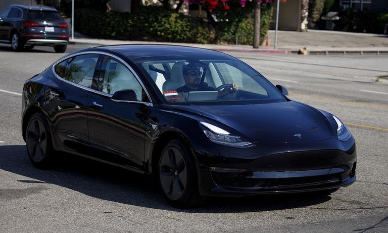 Tesla Model 3 among Europe's bestsellers in December