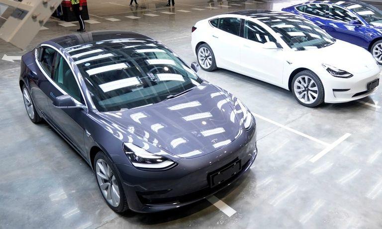 Tesla was UK's best-selling brand in April