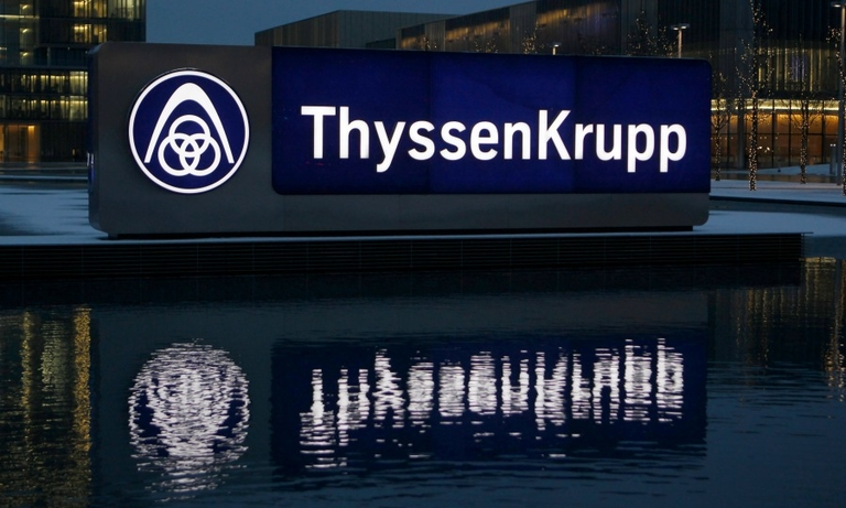 Thyssenkrupp state bailout is not the right step, German minister says
