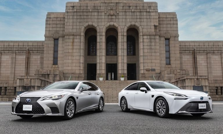 Toyota debuts advanced automated driving