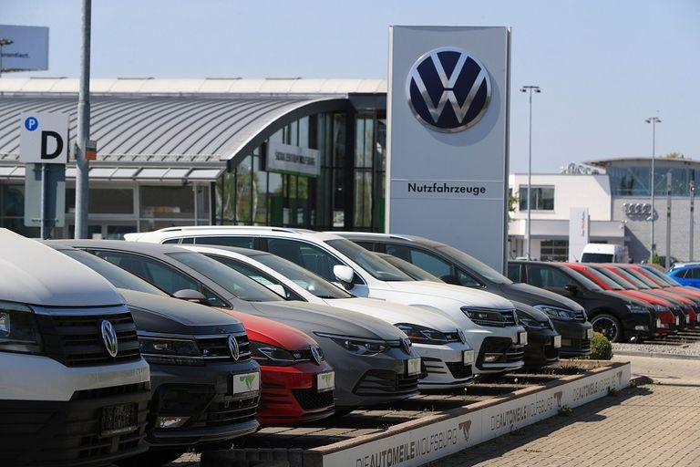Germany rebounds with 8% rise in September registrations