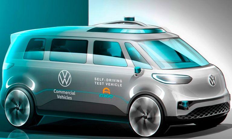 VW will design chips for autonomous vehicles