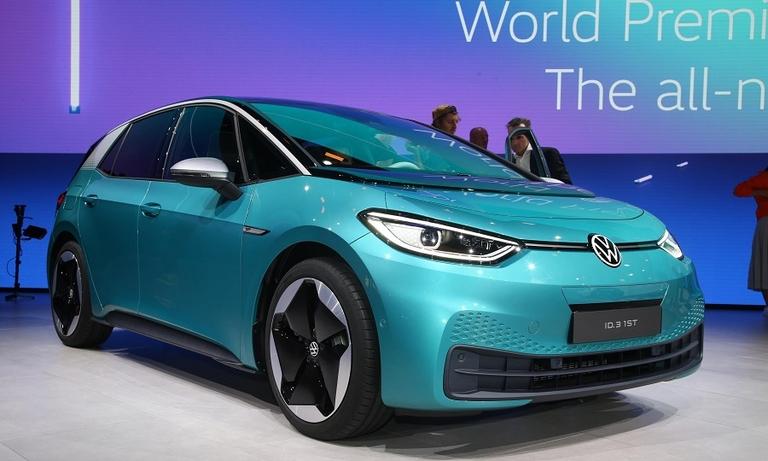 VW's $50 billion bet on the ID3