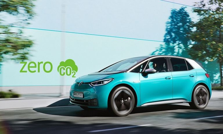 VW ID3 jumps to top of EV sales chart in Europe