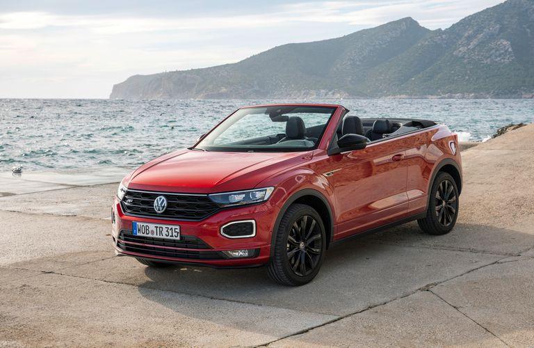 VW seeks jolt of emotion from T-Roc Cabriolet