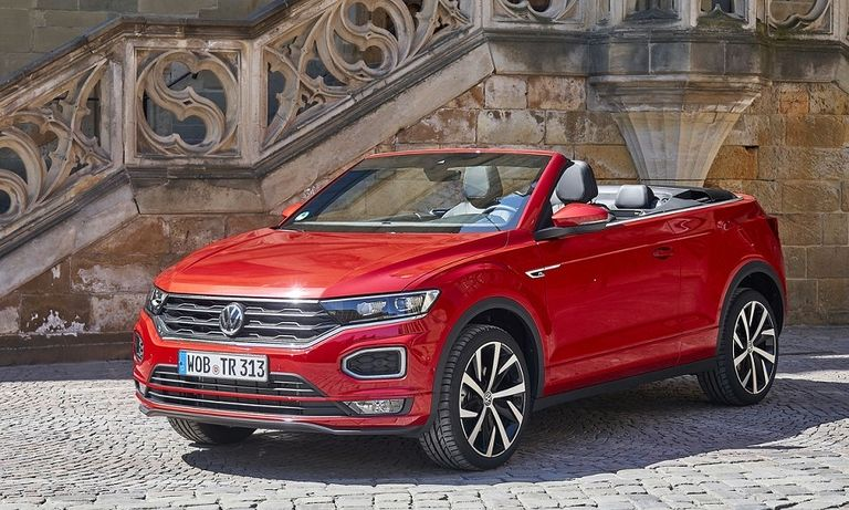 Why roofless SUVs won't save declining convertible market